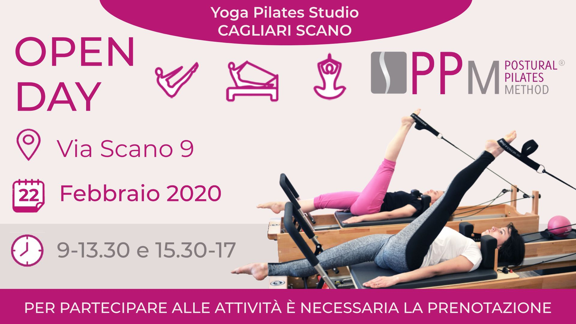 OPEN DAY SCANO