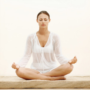 donna_meditazione