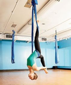 yoga antigravity