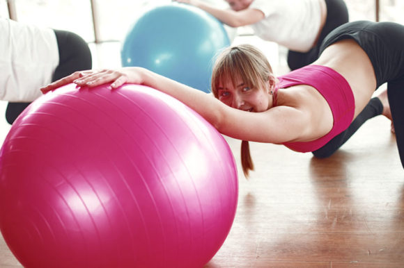 pilates-fisioball